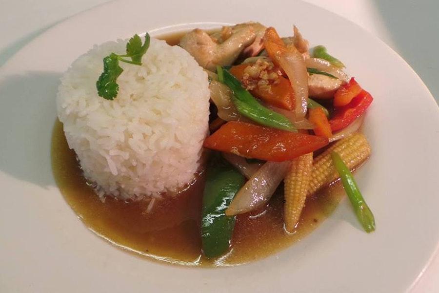 Siam Smile Restaurant @The Antrobus Hotel