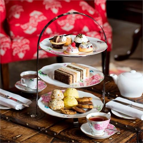 Afternoon Tea at The Pelham Hotel
