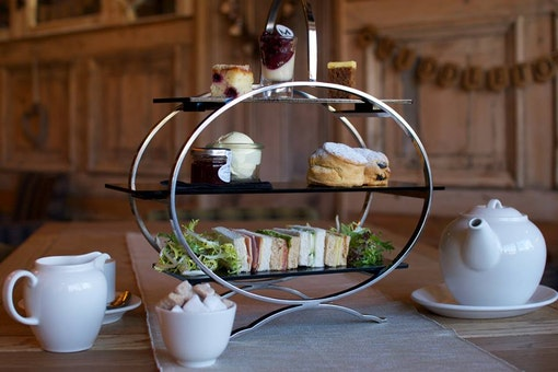 Afternoon Tea at the Middleton's York