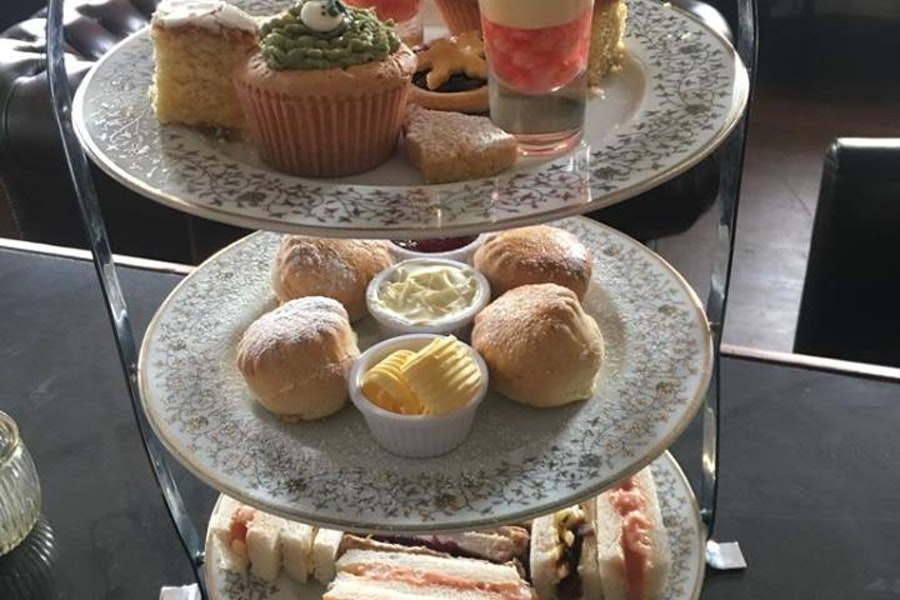 Afternoon Tea at The Thomas Paine Hotel