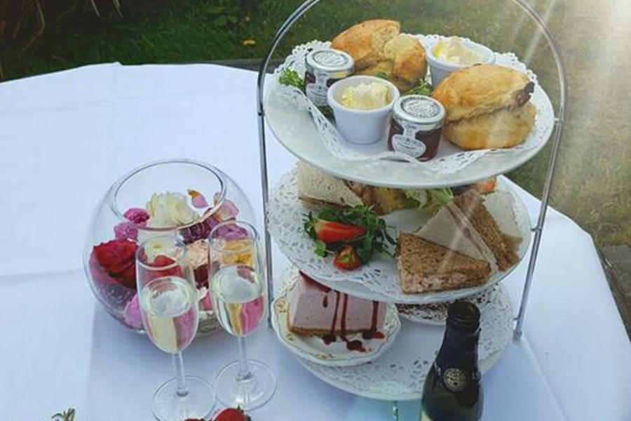 Afternoon Tea @The Grand