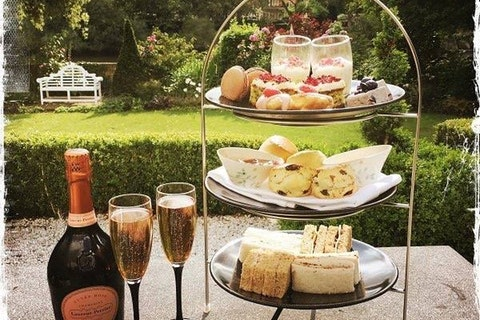 Afternoon Tea at The Bingham