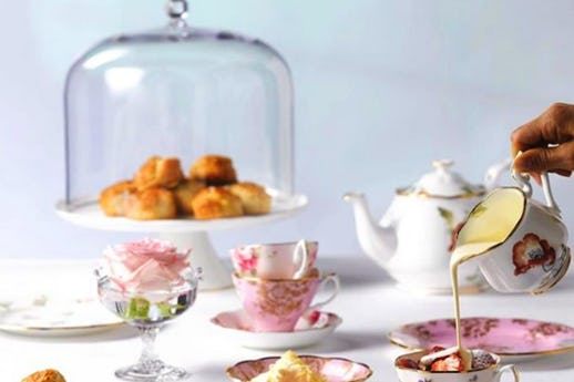 Afternoon tea @Thai Orchid