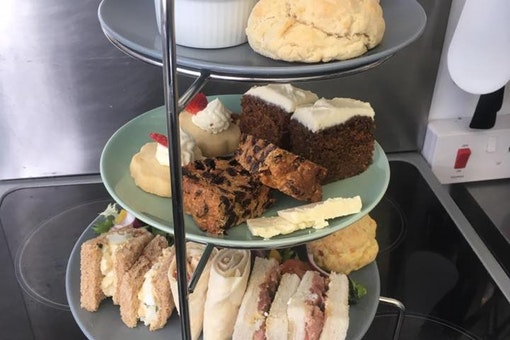 Afternoon Tea at The Willow Branch