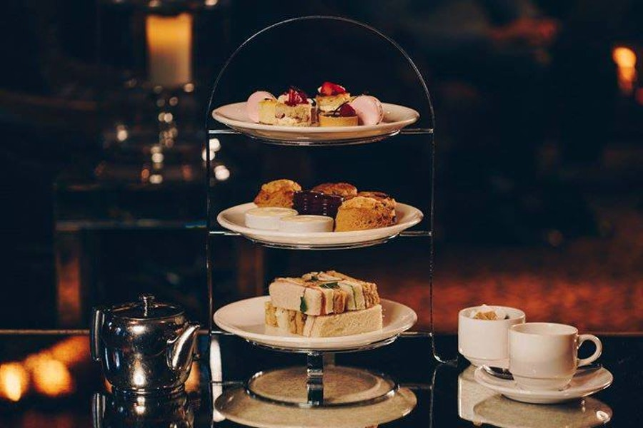 Afternoon Tea at Redwood Bar - Vermont Hotel