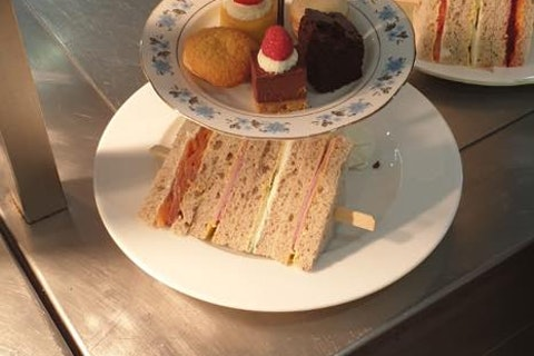 Afternoon Tea @Hitchin Priory