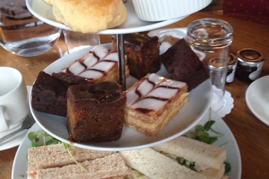 Afternoon Tea at Brome Grange Hotel