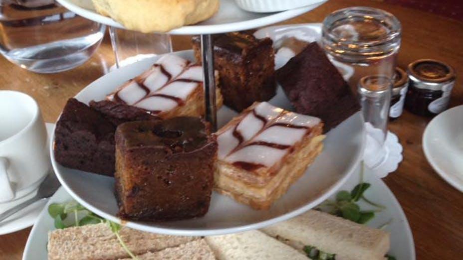 Afternoon Tea at Brome Grange Hotel