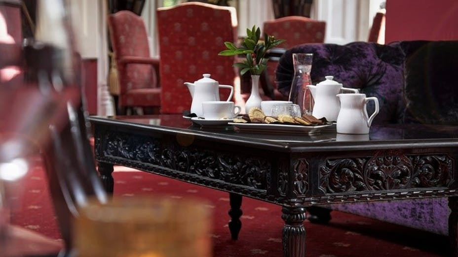 Afternoon Tea @Abbots Barton Hotel