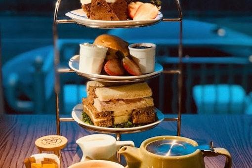 Afternoon Tea @York House Hotel