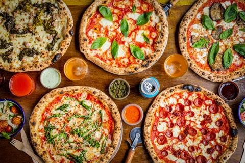 Yard Sale Pizza Hackney