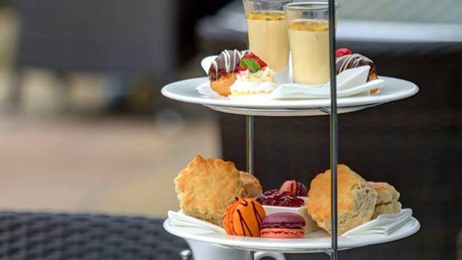 Afternoon Tea at Keavil House