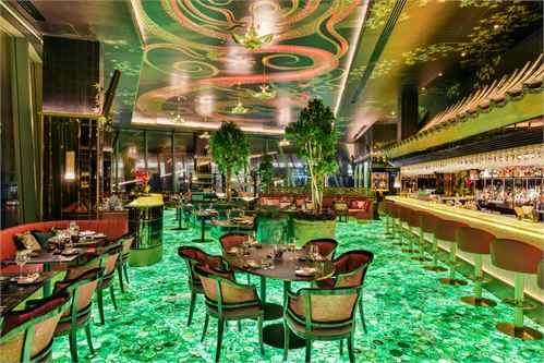 The Ivy Asia London