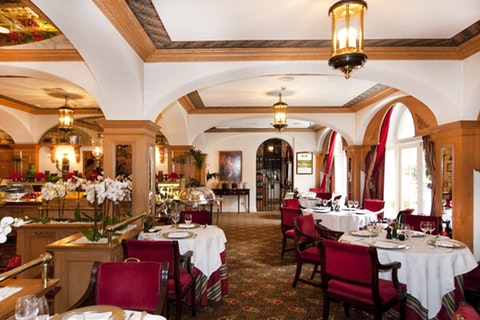 Butler's Restaurant at the Chesterfield Mayfair
