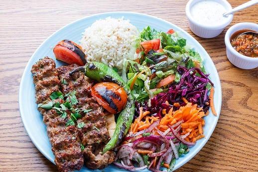 Usta Eclectic Turkish Kitchen