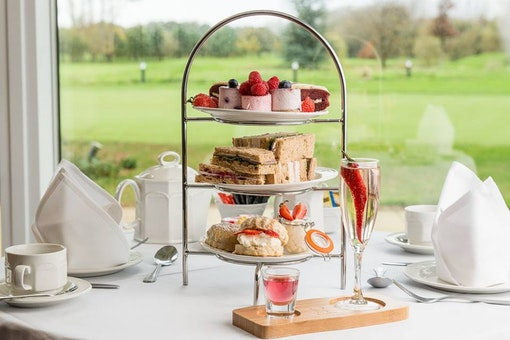 Afternoon Tea at The Hilton Templepatrick