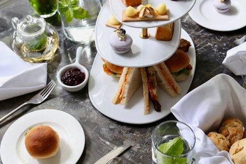 Afternoon Tea at Cafe Forty One