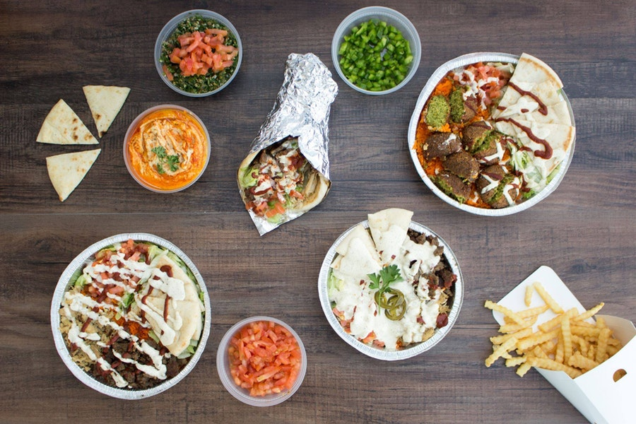 The Halal Guys Earl S Court London Restaurant Reviews Bookings Menus Phone Number Opening Times