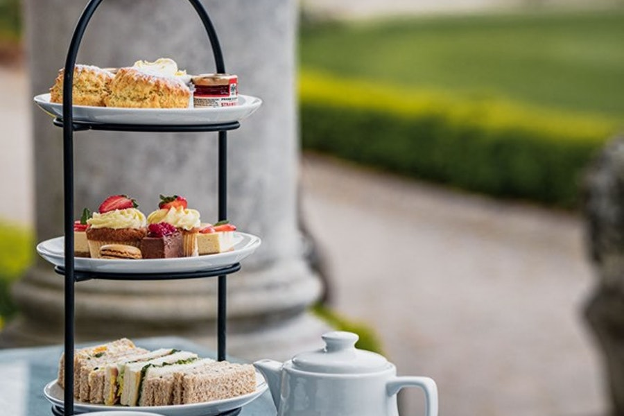 Afternoon Tea at Exeter Golf and Country Club