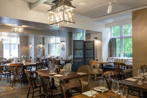 Caxton Grill at St Ermin's Hotel