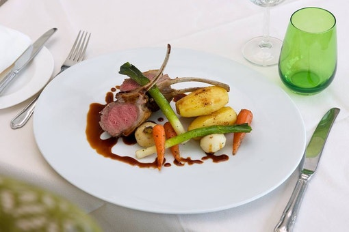 Langham Hotel Restaurant