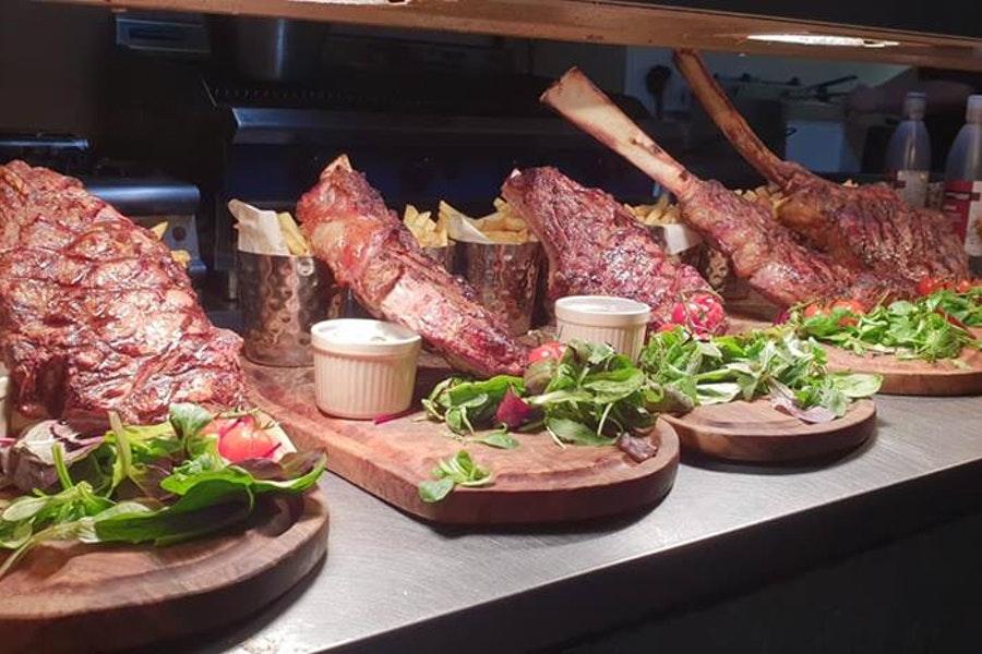 Heaven's Kitchen Mediterranean Steak House