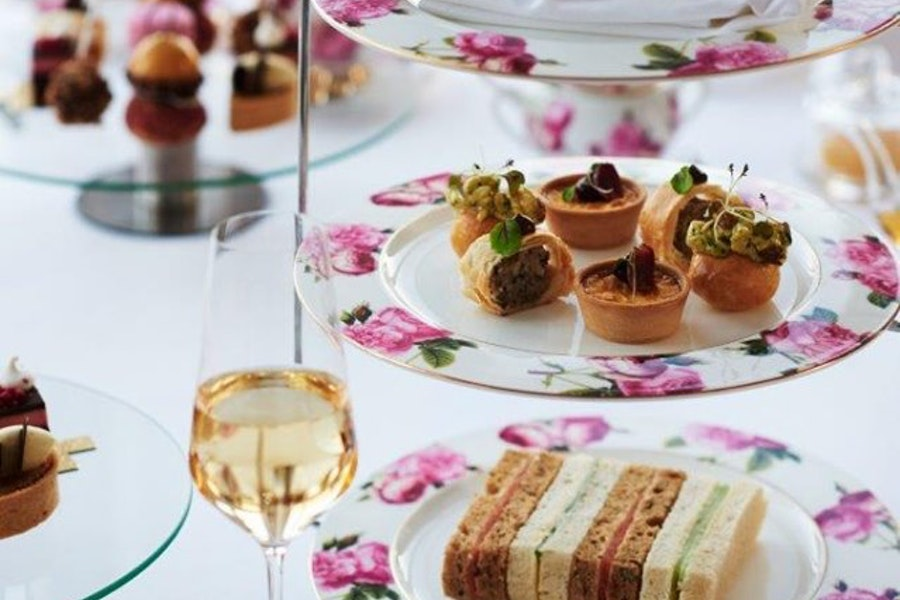 Afternoon Tea at Leonardslee House