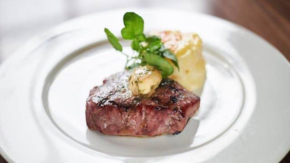 Bourgee Norwich Steak Lobster Luxe Lounge