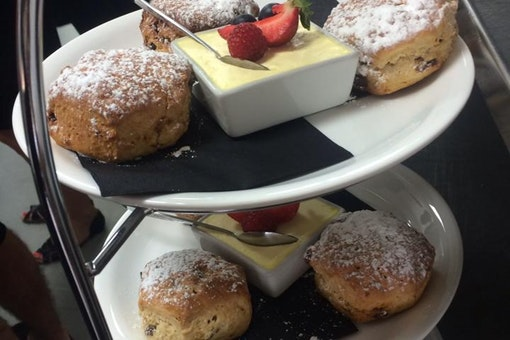 Afternoon Tea at Sands By The Sea