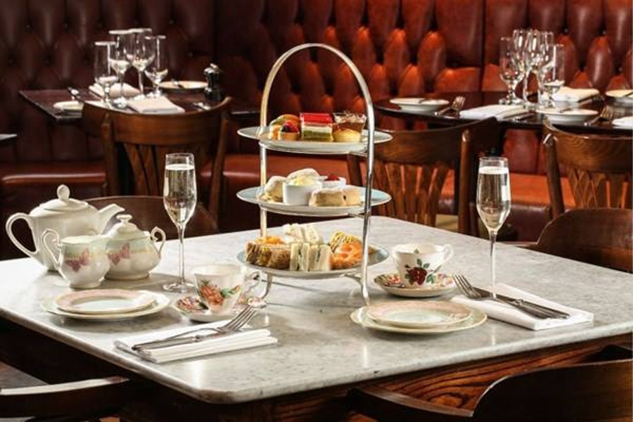 Afternoon Tea at The Mandeville Hotel