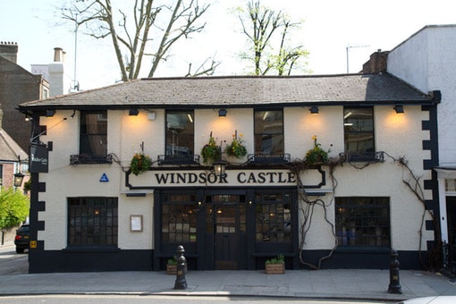 The Windsor Castle - Campden Hill Road