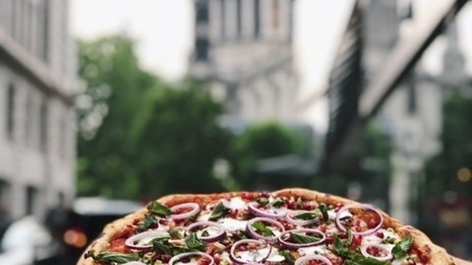 Gordon Ramsay Street Pizza - St Paul