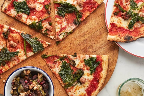 Gordon Ramsay Street Pizza @ York & Albany