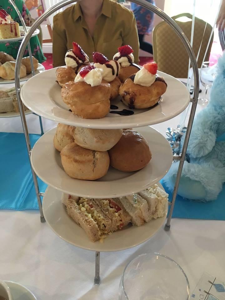Afternoon Tea @Marsh Farm Hotel