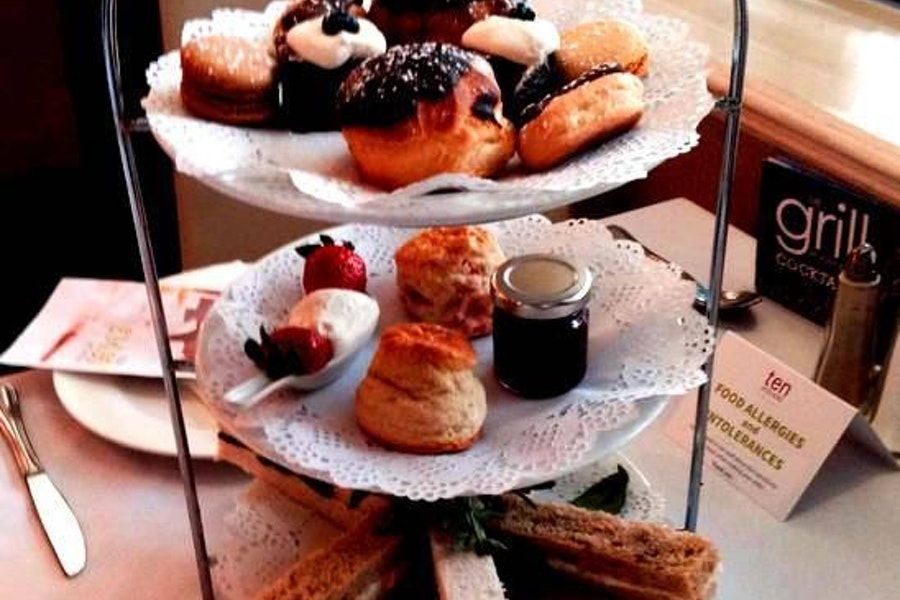 Afternoon Tea at Ten Square Hotel