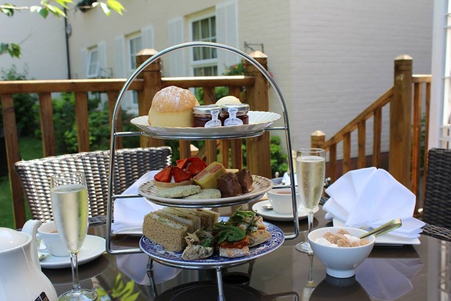 Afternoon Tea at Forest Lodge Hotel
