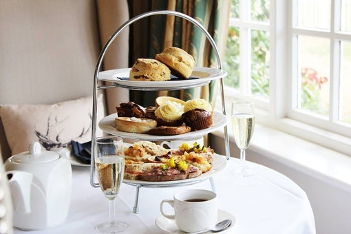 Afternoon Tea at Beaulieu Hotel