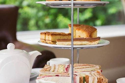 Afternoon Tea at Moorhill House Hotel