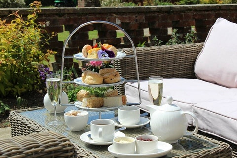 Afternoon Tea at Bartley Lodge Hotel