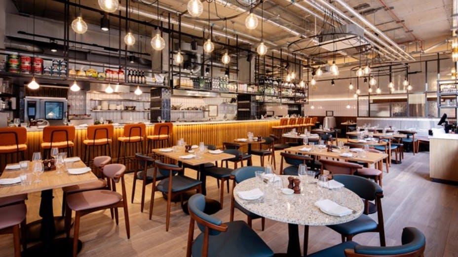 Cafe Murano Bermondsey