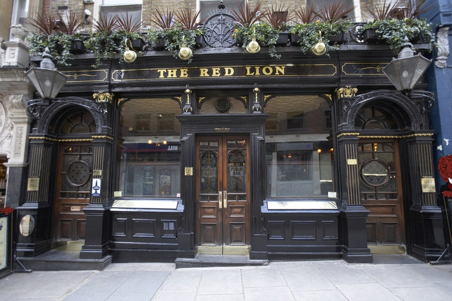 The Red Lion Duke of York Street