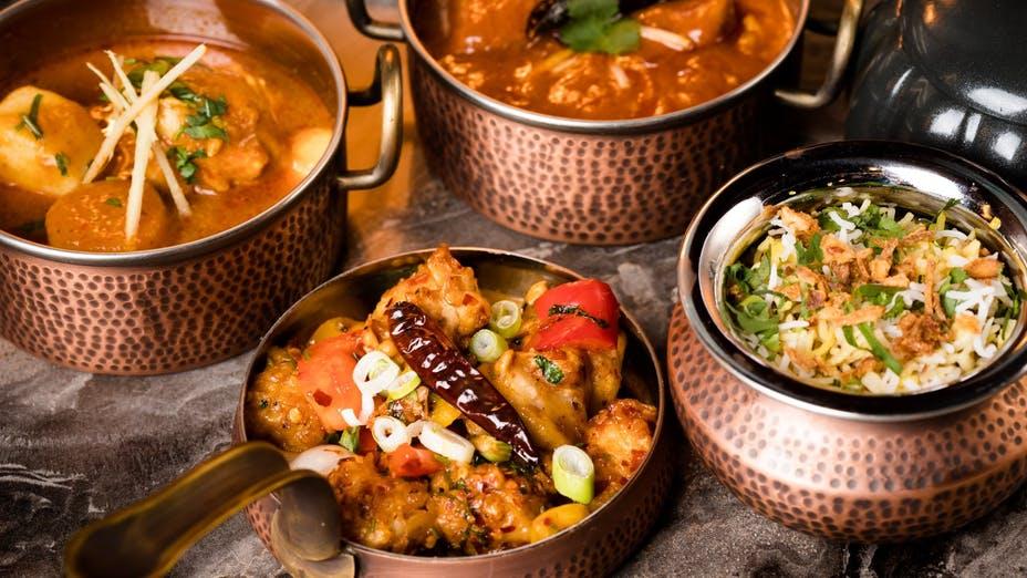 Chook Chook Indian Railway Kitchen