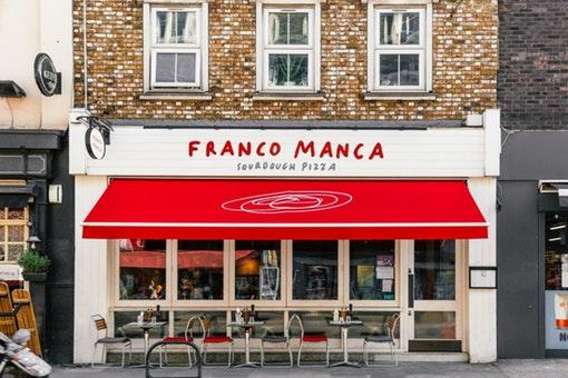 Franco Manca Stoke Newington