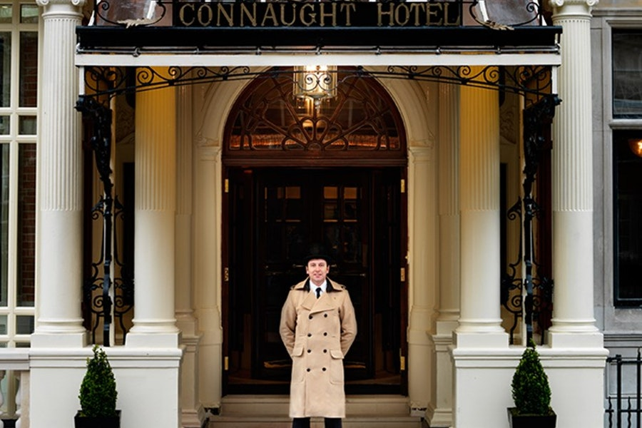 The Connaught Grill at The Connaught