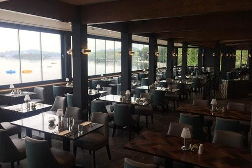 Colquhoun's Restaurant at The Lodge on Loch Lomond