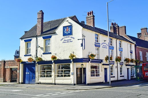 The Shrewsbury Arms Stafford