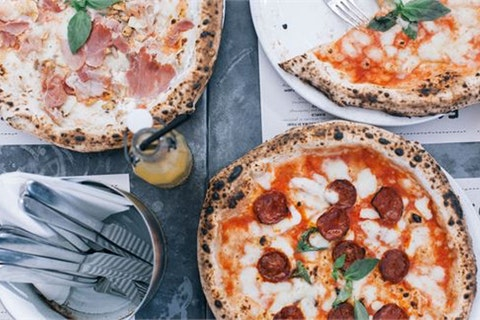 Franco Manca Edinburgh