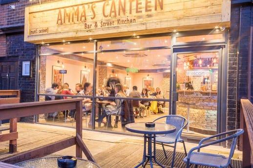 Amma's Canteen