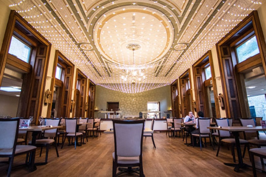Woodbridge Restaurant at Reed Hall