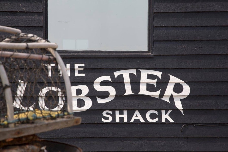 The Lobster Shack Whitstable